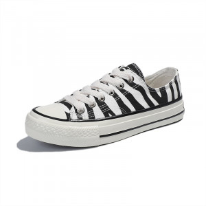 Lifestyle Zebra CT101 Low Sneakers